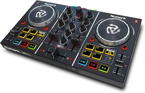 Numark Party Mix- Complete DJ Controller Set For Serato DJ