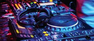 What does DJ stand for in music?