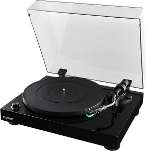 Best sound quality record player