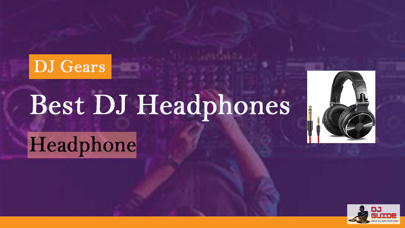 best dj headphones