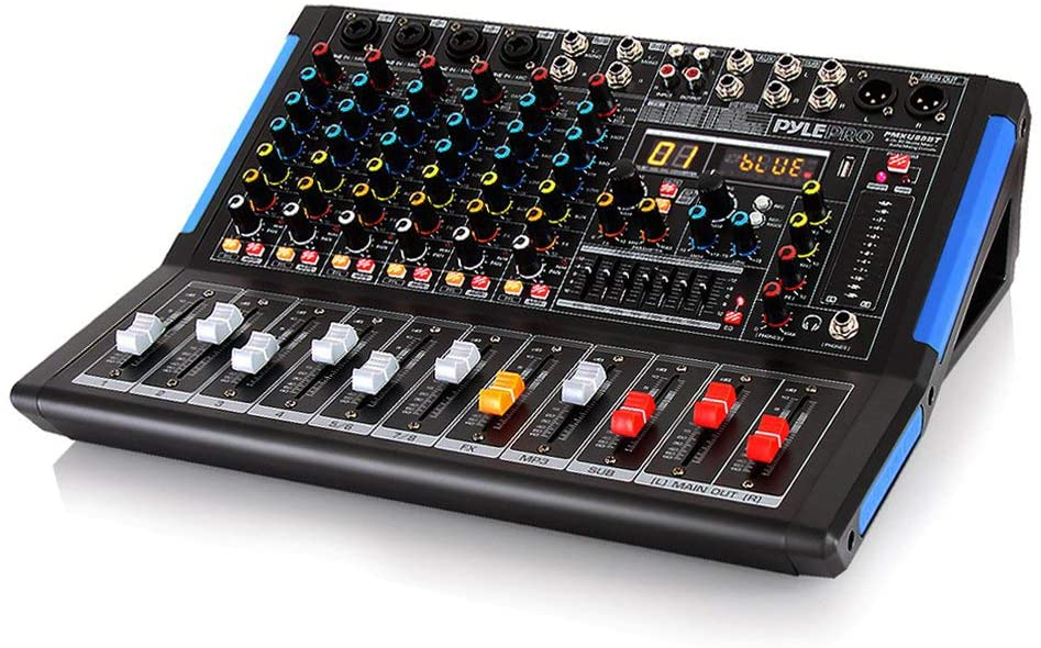 Audio Mixer for Streaming